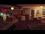 Геймплей нецензурного дополнения Ransome Unbeeped для Thimbleweed Park.