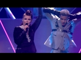 Saara Aalto - Monsters - Finland - LIVE - Grand Final - Eurovision 2018