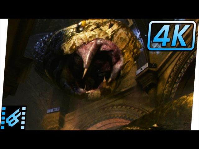 Giant Snake Scene | King Arthur Legend of the Sword » Freewka.com - Смотреть онлайн в хорощем качестве