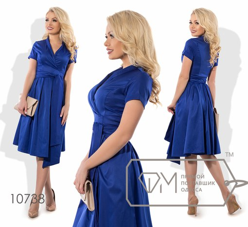 Платье № 10738