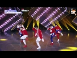 FSG FOX Idol Producer Group A - Dance To The Music рус.саб