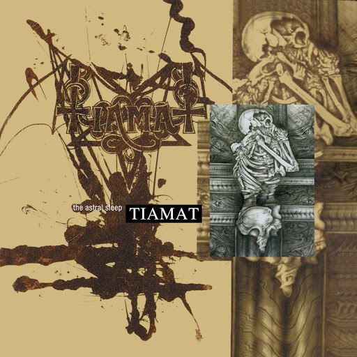 Tiamat альбом The Astral Sleep (Reissue + Bonus) (Remastered)