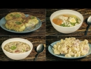 4 блюда из остатков курицы, макарон, пюре и креветочных панцирей