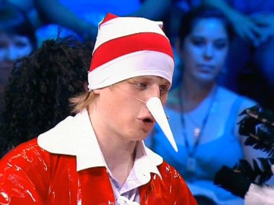 Comedy Баттл Турнир 1 сезон 2 выпуск