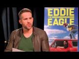 Deadpool Interviews Wolverine for EDDIE THE EAGLE 2016 Ryan Reynolds, Hugh Jackman - rus by Glanz