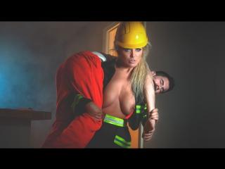 Rebecca jane smyth & jordi enp, female firefighter (2018)