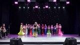Импровизация и общий выход артистов на сцену. Отчётный концерт Школы восточного танца Elissa