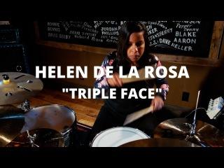 """Meinl Cymbals - Helen De La Rosa - """"Triple Face"""""""