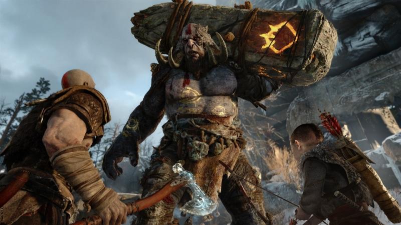 God of War | Божественные страдания казуала!