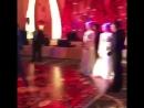 Салман на свадебном приёме в Абу-Даби. 3