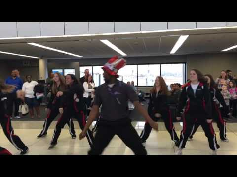 Southwest Airlines ROC Dance Off 2016 ft Penfield High School Part2