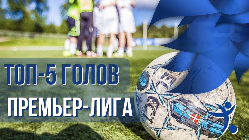 Топ-5 лучших голов одинадцатого уик-энда Премьер-лиги 2017/2018