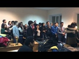 Победа ДК Парасат на Студенческом Клубном Чемпионате Астаны 2014