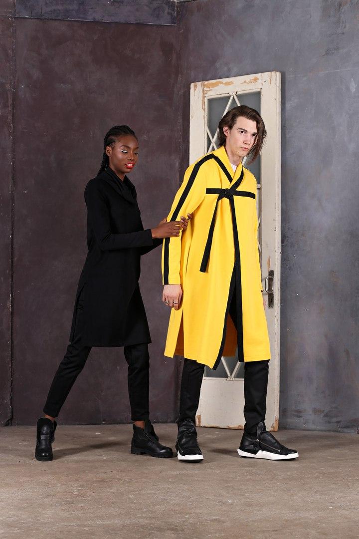 осенняя дизайнерская одежда