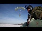 Прыжки с парашютом. Витязь. Грызлово 2018