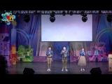 Сборная Молдовы - Музыкальный номер (КВН Юго-Западная лига 2017. Первая 1/2 финала)