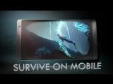 Трейлер ARK: Survival Evolved для iOS и Android.