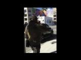 Шкура налетела на Киркорова в Маями