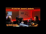 Vivian Campbell (Def Leppard) Interview on BBC Radio Ulster - 11November 201