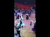 Чемпионат России по танцевальному спорту в Краснодаре 2018