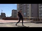 Edward Makay-Si Te Sientes Sola Reggaeton Choreo bi Diana Sabirova