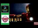 Iron man: El hombre de hierro  Ver pelicula completa  Link en la descripcion