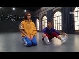 Танцы: Виталий Уливанов и Юля Гаффарова - А что, собственно, происходит? (сезон 4, с...
