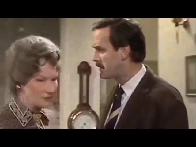 Fawlty Towers Season 2 Episode 1 ❤❤