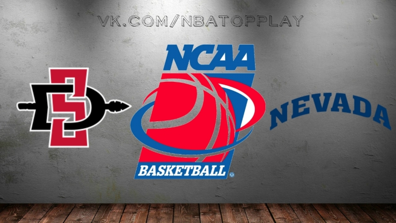 San Diego State Aztecs vs Nevada Wolf Pack | 09.03.2018 | Mountain West Championship | Semifinal | NCAAM 2017-2018