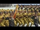Что будет если наложить Bee Gees на Северо-Корейский марш