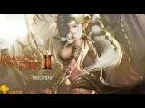Kingdom Under Fire 2 Первые впечатление после захода в игру и создание персонажа.