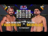 UFC FIGHT NIGHT 125 Deiveson Figueiredo vs. Joseph Morales