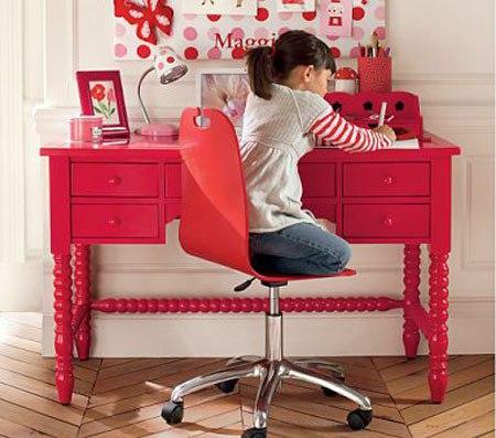 Как обставить мебелью комнату для девочки
