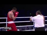 AIBA Hamburg 2017 Евгений Тищенко (91кг) 1_2 final