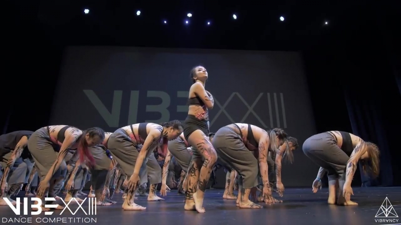 Common Ground _ VIBE XXIII 2018 [@VIBRVNCY Front Row 4K] vibedancecomp