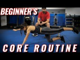8 Core Exercises for True Beginners - Bodyweight Only
