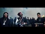 Young Thug, 2 Chainz, Wiz Khalifa &amp PnB Rock - Gang Up