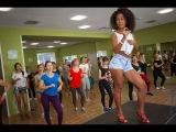 Salsa cubana Lady style (Woman salsa dance lessons), estilo femenino en salsa