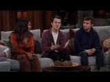 Dylan Minnette and Brandon Flynn talk about ClayJustin bromance - Beyond The Reasons