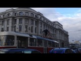 Последствия дрифта. Харьков.