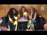 Little Mix talking about Alex