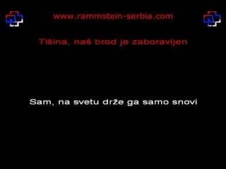 Rammstein - Schtiel [srpski prevod]