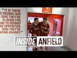 Inside Anfield: Liverpool 4−1 West Ham | Behind-the-scenes tunnel cam