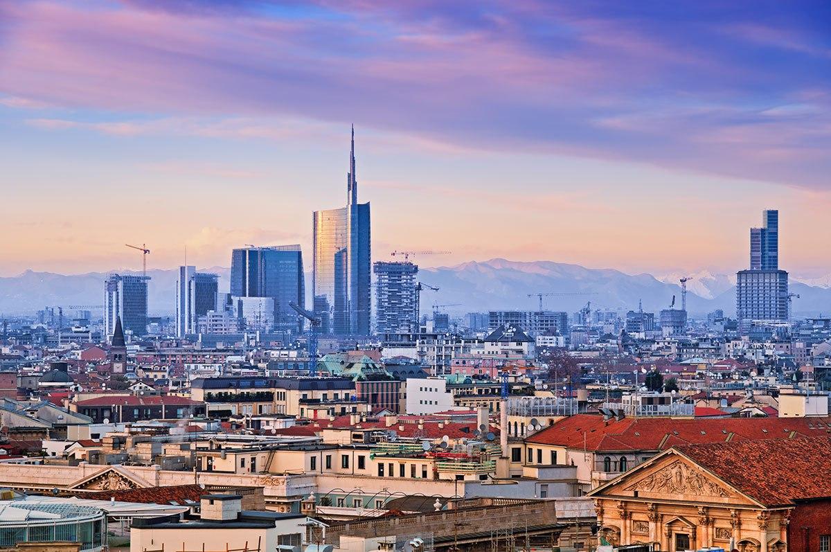 Авиабилеты Москва - Милан