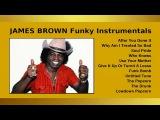 JAMES BROWN Funky Instrumentals