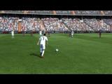 Батыр играет в fifa 11