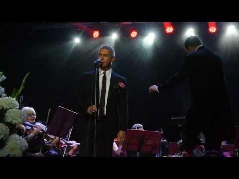 Alessandro Safina - Очи чёрные (Yalta, Concert Hall Jubileiny)