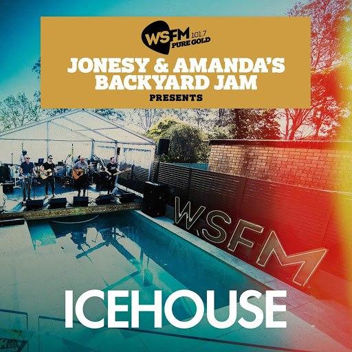 Icehouse альбом Jonesy & Amanda's Backyard Jam Presents ICEHOUSE EP (Live)