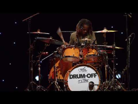 Fred Boswell Jr Guitar Center's 28th Annual Drum Off Finalist