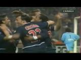 Роналдиньо - гол за ПСЖ в сезоне 2002/03